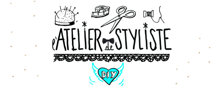 l'ATELIER de STYLISTE – DIY MODE in PARIS